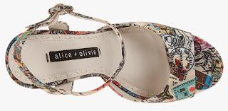 Shoe of the Day | Alice + Olivia Stella Wedges