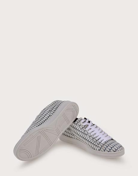 Whimscal for The Weather:  Kenzo Low Top Trainers