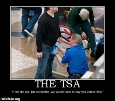 TSA groping
