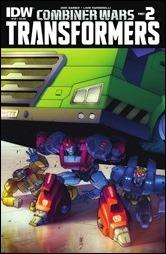 Transformers #40 Cover