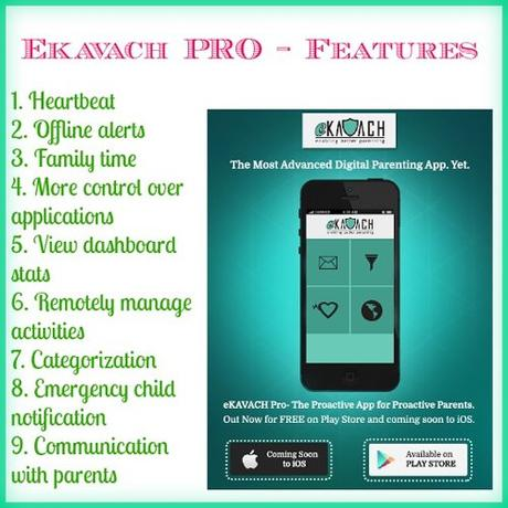eKavach App Review: A Must Have Proactive Parental App