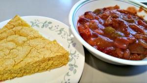 Southern Style Vegan Cornbread