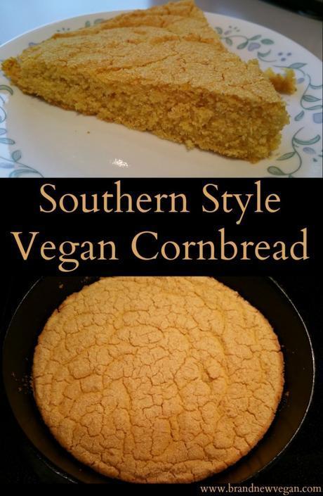 vegan cornbread