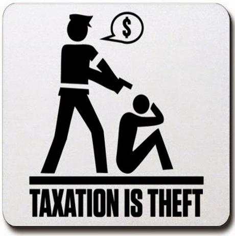Episode 157, Taxation is Theft