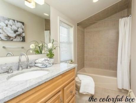 kitchens and baths are key rooms to stage if you want to successfully sell your Long Island home