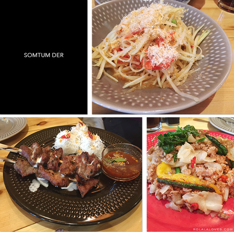 Somtum Der New York, Somtum Der Restaurant Review