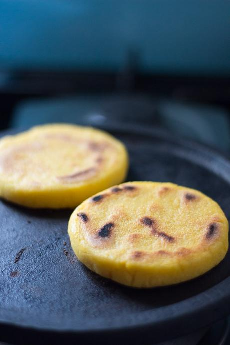 Kitchen Basics: How to Make Arepas