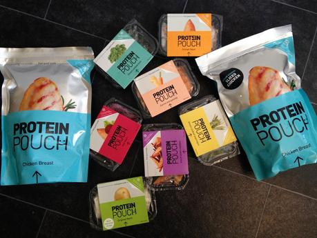 Clean eating made easy with Protein Pouch