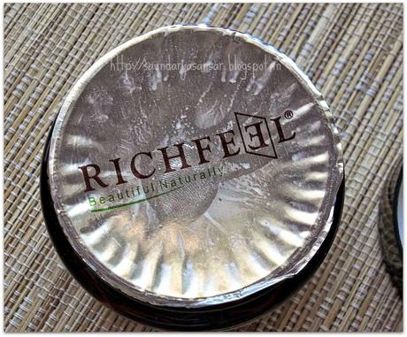Richfeel Under Eye Gel for your tired eyes