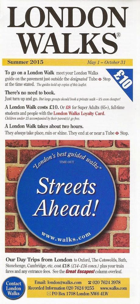 It's Officially Summer* (*In #London Walks Land)