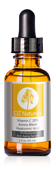 Top Model's Choice: 20% Vitamin C Serum by OZ Naturals