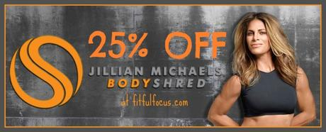 Jillian Michaels BODYSHRED Discount via @FitfulFocus