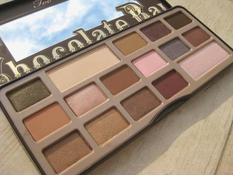 Too Faced • Chocolate Bar Eye Shadow Palette