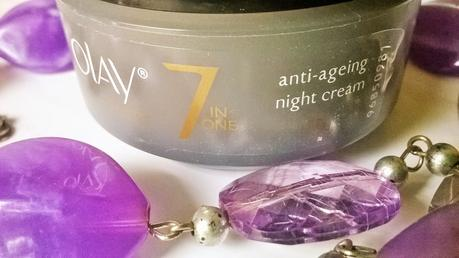 Olay 7 in One Anti-Ageing Night Cream Review