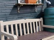 Built Storage Bench