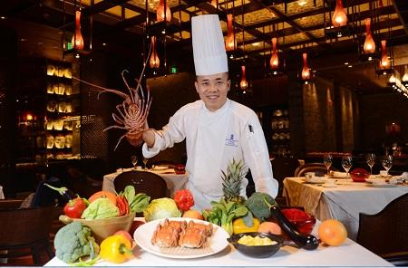 The Ritz-Carlton Sanya Yalong Bay - Food Glorious Food
