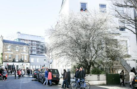 Notting Hill in Spring