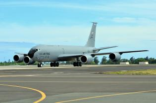 2014 Wings Over the Pacific,  Boeing KC-135,
