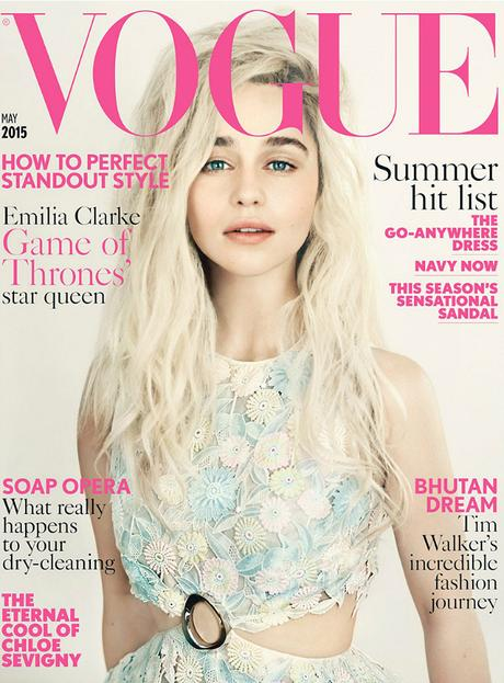 Vogue UK May 2015 Cover FAF