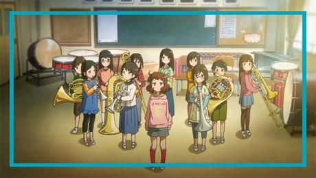 Notes of Hibike! Euphonium Episode 2