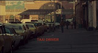HIT ME WITH YOUR BEST SHOT: Taxi Driver