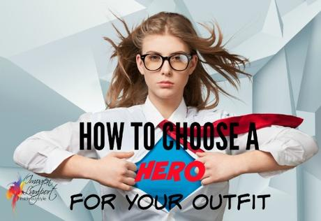 how to choose a hero garment for your outfit