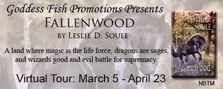 Fallenwood by Leslie D. Soule: Interview with Excerpt