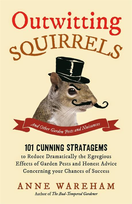 Book Review - Outwitting Squirrels by Anne Wareham