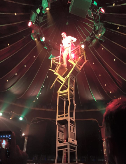 3B's visits the wacky world of Spiegleworld Absinthe