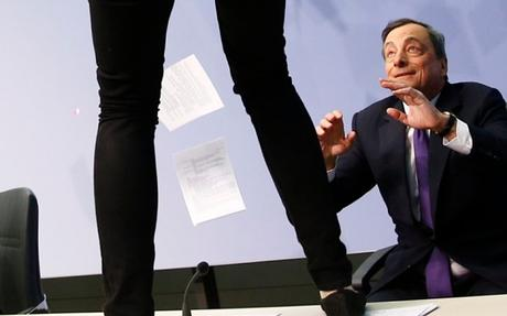 Damned good show, Draghi, old chap!