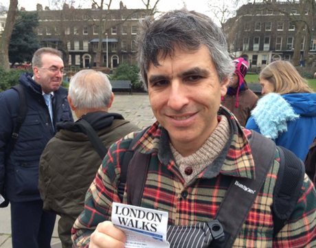 A Century of #London Walks – Well Done Marc!