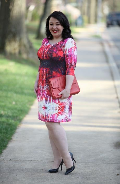 What I Wore: Certainly Red