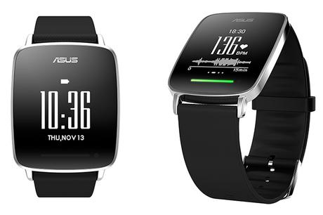 ASUS VivoWatch is a fitness-watch with 10-days Battery Life