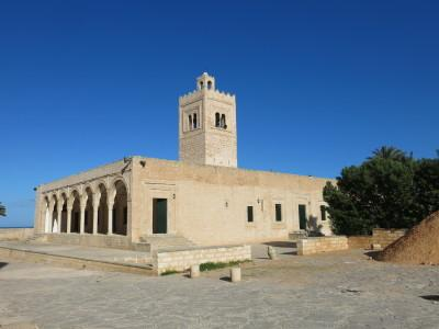 The Old Mosque in Monastir, Tunisia