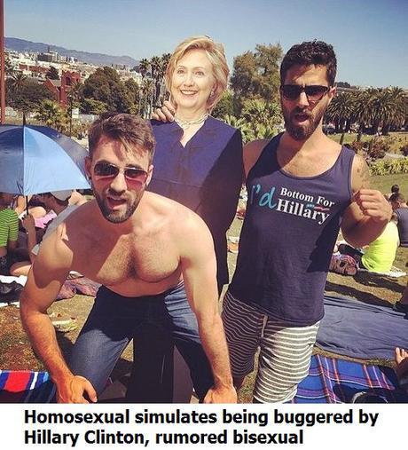 I'd Bottom For Hillary