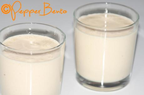 Peppers Rum & Apple Milk Recipe