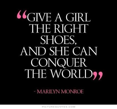 If The Shoe Fits Then Wear It Quotes