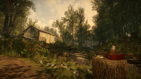 "Everybody's Gone to the Rapture is a ""couple weeks out from beta,"" new trailer released"