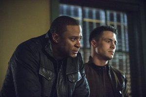 Arrow Public Enemy Roy Diggle