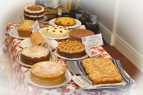 Coffee Shop Classics at BB1 for Life for South Lancashire Clandestine Cake Club