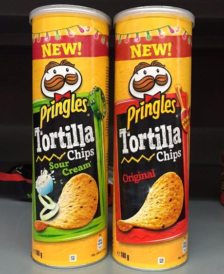 New Instore Megapost Part 3: Pringles Tortilla Chips,  Drinks & Yogurts