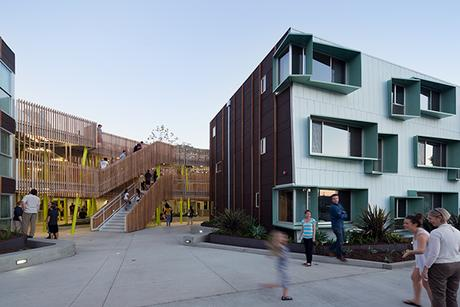 Broadway Affordable Housing Santa Monica 2015 AIA Housing Awards