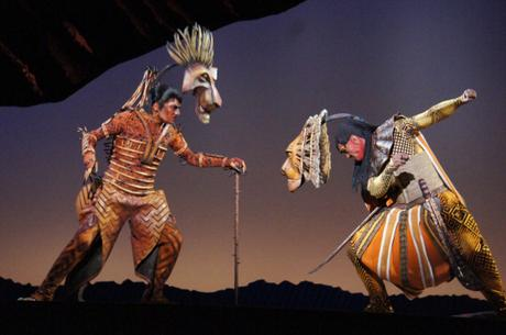 BIRTHDAY HAUL 2015 – LION KING AT THE LYCEUM