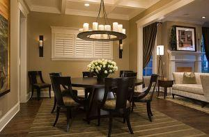 all-black-round-dining-table-and-chairs