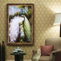 large-canvas-art-peacock-oil-painting-modern