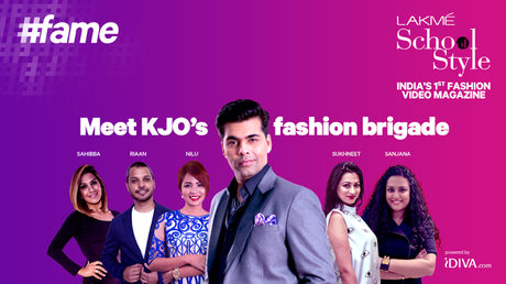 Get Ready with Lakme School of Style by #fame