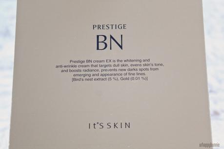 It's Skin Prestige BN Cream EX Review