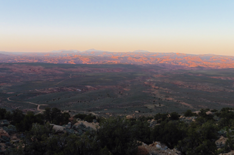 Day 22: Gettin' Out Of Escalante