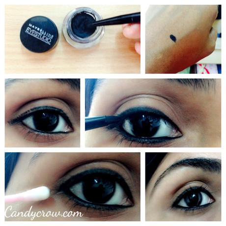 Heavens Gel Kajal And Cake Eyeliner Review