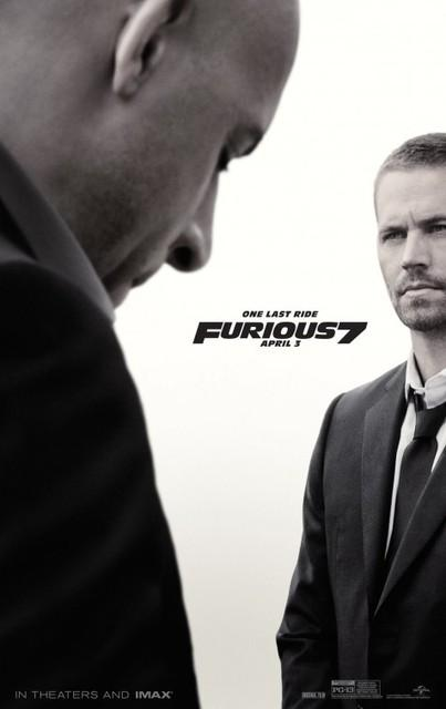Fast & Furious 7 (2015) Review